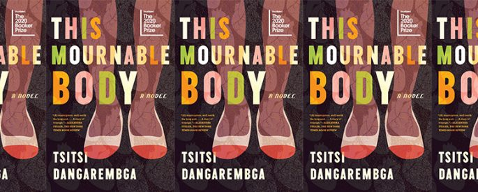 This Mournable Body cover in a side by side series