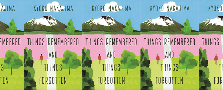 Things Remembered and Things Forgotten in a side by side series
