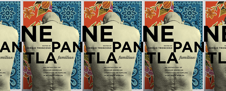 cover of Nepantla anthology in a side by side series