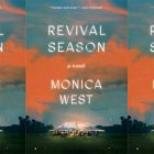side by side series of the cover of Revival Season