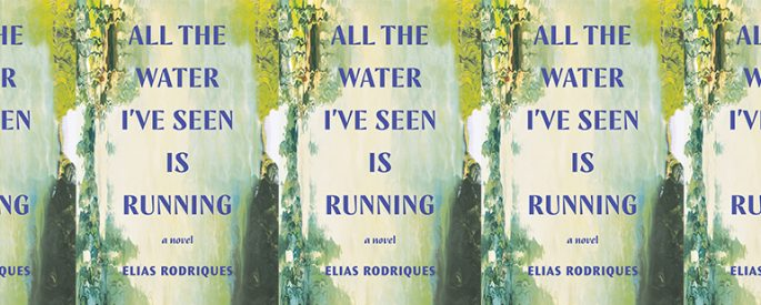 cover of All the water I've Seen is Running in a side by side series