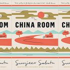 cover of China Room in a side by side series
