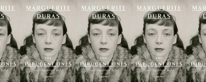 side by side series of the cover of The Impudent ones