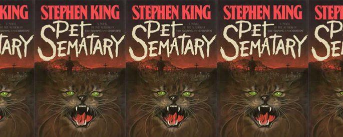 Pet Sematary Cover