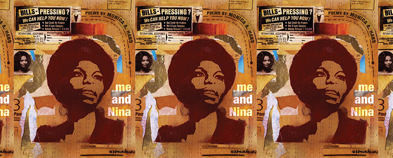 side by side series of the cover of me and Nina
