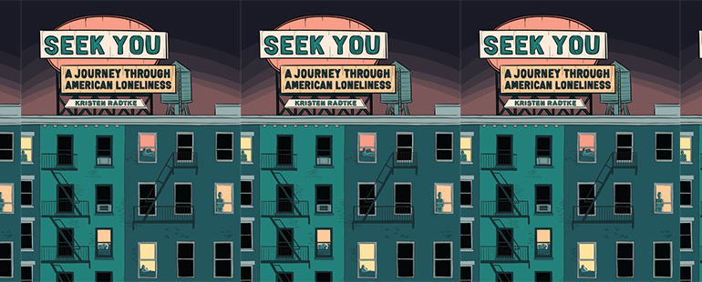 cover of Seek You in a side by side series