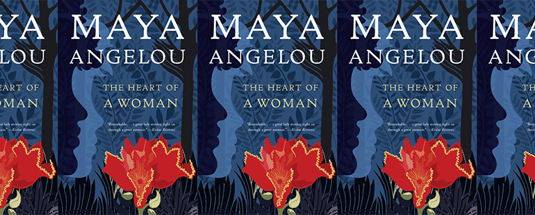 side by side series of the cover of Heart of Woman