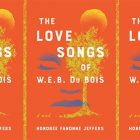 cover of The Love Songs of W.E.B. DuBois in a side by side series
