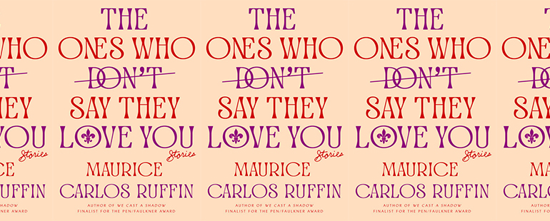 cover of The Ones WHo Don't Say They love you in a side by side series
