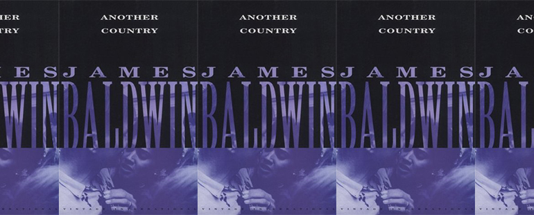 side by side series of the cover of Another Country by James Baldwin