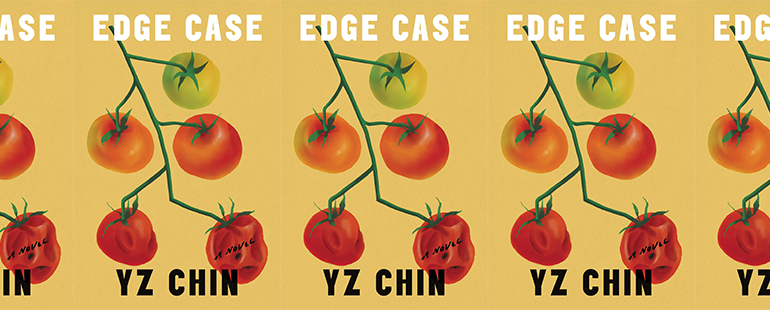side by side series of the cover of Edge Case
