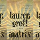 side by side series of the cover of matrix