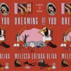 side by side series of the cover of dreaming of you