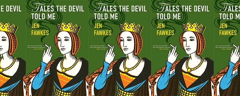 Villainy and Epiphany in Tales the Devil Told Me