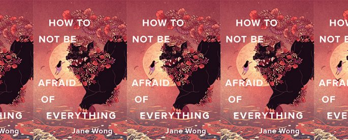 side by side series of the cover of how to not be afraid of everything