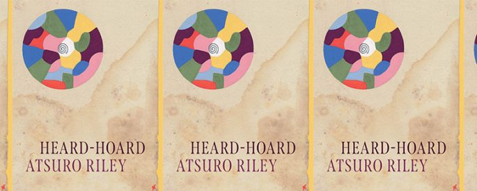side by side series of the cover of Heard-Hoard