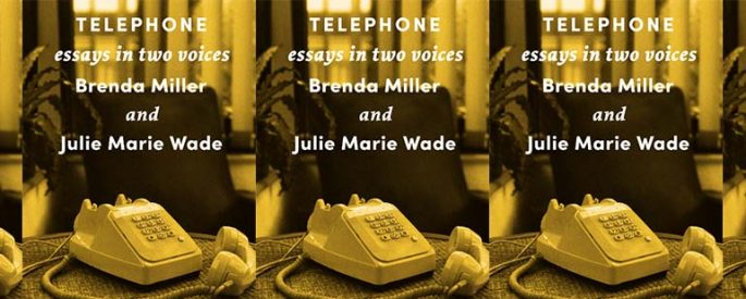 side by side series of the cover of telephone