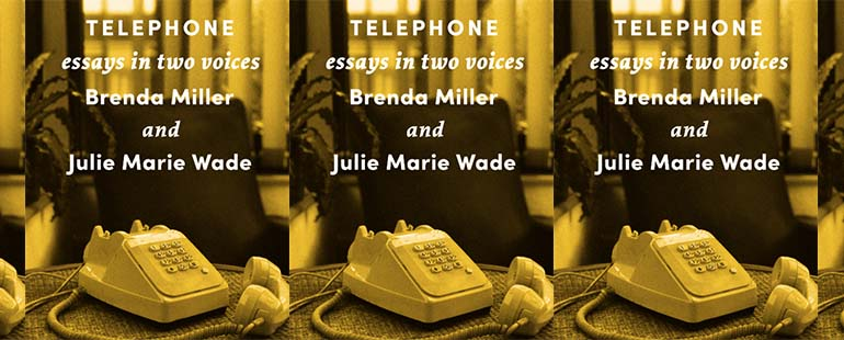 A Joint Interview with Brenda Miller and Julie Marie Wade