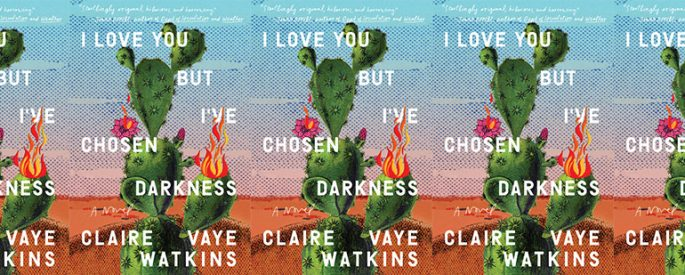 side by side series of the cover of i love you but i've chosen darkness