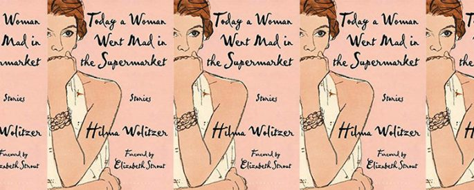 side by side series of the cover of today a woman went mad in the supermarket